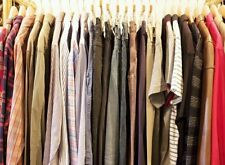 30 PC Men's Wholesale Clothing Lot Assorted Resale