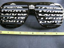COORS LIGHT SHUTTER GLASSES