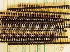 old 1993 military , 20 connectors , 720 pins  ,FOR GOLD RECOVERY SCRAP