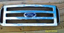 05 06 07 Ford Superduty CHROME Grille Grill F250 F350 F450 & Excursion 05 Only