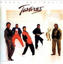 Words & Music by Tavares (CD, Jul-2012, Funky Town Grooves)