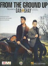 Dan + Shay From The Ground Up US Sheet Music