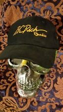NEW B.C. Rich Guitars CAP HAT Script Logo with Junkies Rico Bass BC Guitar USA