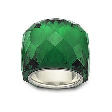 Swarovski Nirvana Ring Emerald Size 52 # 1022780 BNIB