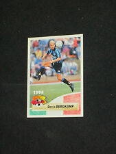 Carte panini official football cards 1994 BERGKAMP  INTER MILAN ITALIA CALCIO