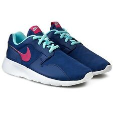 NIKE KAISHI RUN TRAINERS BLUE PINK GYM FITNESS RUNNING SHOES TRAINER SIZE 5.5