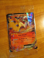 JAPANESE Pokemon BLAZIKEN EX Card Promo Set 127/XY-P Rayquaza Mega Battle Pack