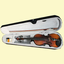 5 String Violin Full Size Violin+Case+Bow-4/4 Student Violin FREE SHIPPING TO AU