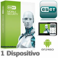 ESET MOBILE SECURITY PER ANDROID 1 ANNO 1 Dispositivo