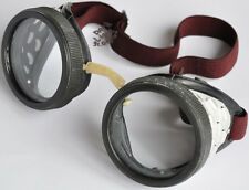 steampunk goggles Vintage cyber goggles burning man cosplay glasses rare ussr