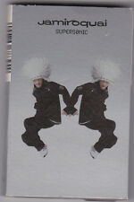 Jamiroquai Supersonic  [MC TAPE] Cassette Single Neu