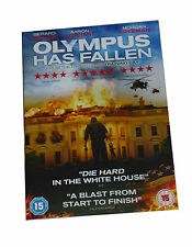 Olympus has fallen - Gerard Butler,good used DVD