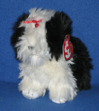 TY POOFIE the DOG BEANIE BABY - MINT with MINT TAG
