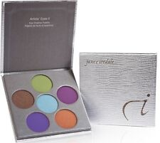 Jane Iredale Artists' Eyes ll Eye Shadow Palette Blue Sky, Cut Grass, Grape, Cop