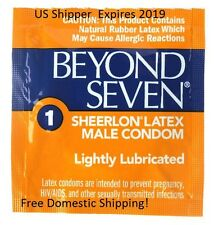 100 Pack Okamoto Beyond Seven Thin Sensitive Condoms
