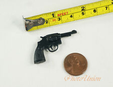1:6 Scale Action Figure Pistol .45 Cal. Revolver M1917 Smith & Wesson K1192 K