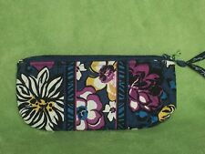 Vera Bradley Brush & Pencil African Violet Cotton NWT Free Shipping Buy Now  $25