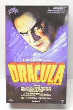 "DRACULA Bela Lugosi Universal Monsters 12"" action figure Sideshow NIP"