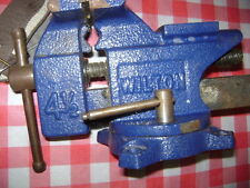 Wilton 11104 Wilton Bench Vise, Jaw Width 4.5 -Inch, Jaw Opening 4.5 -Inch