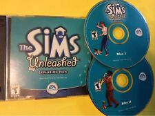 THE SIMS UNLEASHED Expansion Pack, PC CD-ROM VIDEO Game-FREE Shipping