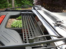 "jk jeep molle ""REAR OVERHEAD"" storage panel for ""2 OR 4 door"""