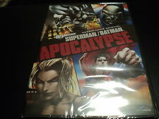 "EDITION COLLECTOR 2 DVD NEUF ""SUPERMAN / BATMAN : APOCALYPSE"" DC Universe"