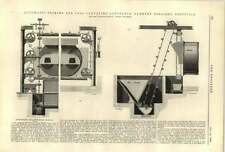 1890 Automatic Stoking Conveying Nunnery Colliery Sheffield