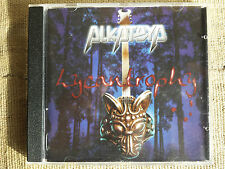 Alkateya ‎– Lycantrophy - - ROCK HEAVY METAL