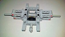 LEGO Technic H Frame Differential assembly with wheels extensions - New parts