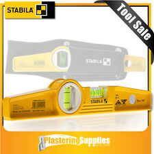 "Stabila 81S 25cm 10"" Spirit Level with Holster 02501"