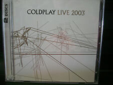 Live 2003 [Limited Edition] by Coldplay (CD/DVD, Jun-2013, EMI Japan)