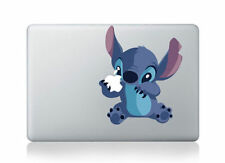 "Cute Stitch Sticker Viny Decal for Apple Macbook Air & Pro & Retina 13""15""17"""
