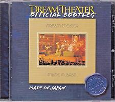 DREAM THEATER -MADE IN JAPAN 9 tracks,YTSEJAM RECORDS YTSEJAM015 Japanese Import