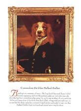 Welsh Springer Spaniel - Vintage Dog Print - Poncelet