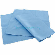 3x Microfiber Cleaning Clean Cloth for Glasses Camera Lens LCD Screen Cellphone