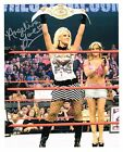 TNA KNOCKOUT ANGELINA LOVE AUTOGRAPHED 8X10 PHOTO AUTO SIGNED AUTOGRAPH