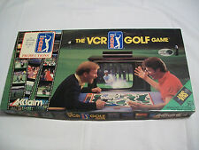 Vintage - The VCR PGA Tour Golf Game, 1987