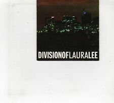 (GV415) Division Of Laura Lee, Black City - 2003 3 inch DJ CD