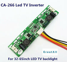12V-28V input 26-65inch LED TV backlight board Led universal inverter board