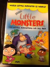 Little Monsters: Little Monsters Go All Out DVD