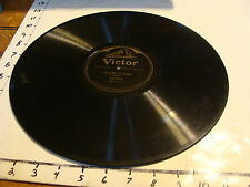 Vintage Victor 78: SONG MY MOTHER USED TO SING/ SING ME TO SLEEP