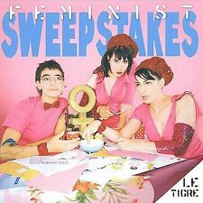 LE TIGRE cd FEMINIST SWEEPSTAKES original MR LADY 2001