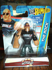 WWE RUMBLERS THE ROCK *NEW*
