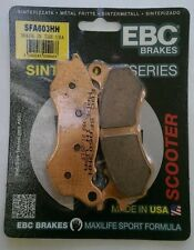 Honda PCX125 (2010 to 2012) EBC Sintered FRONT Brake Pads (SFA603HH) (1 Set)