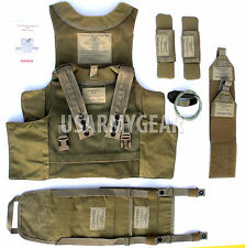 SDS BAE Releasable Body Armor Vest Systems RBAV-SF Ranger  + Accessories S Small