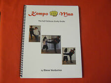 Kempoman the Self Defense Study Guide Fred Villari Shaolin Kempo System