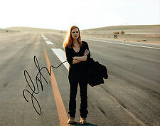 Jessica CHASTAIN SIGNED Autograph 10x8 Photo AFTAL COA Zero Dark Thirty Actress