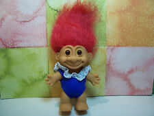 "SWIM / BATHING SUIT - 5"" Russ Troll Doll - NEW - Red Hair"
