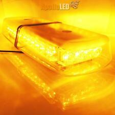 High Power Amber Yellow Warning 32-LED Snow Plow Safety Strobe Lightbar #F3A