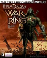 The Lord of the Rings - War of the Ring (Official Strategy Guide)
